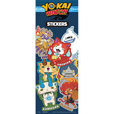 Vending Machine Sticker Refills Adorable Buy YoKai Watch Vending Stickers Vending Machine Supplies For Sale