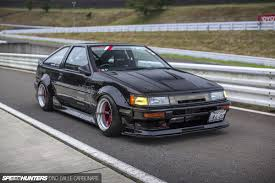 An AE86 Built To Last - Speedhunters