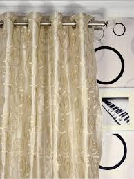 ... Rainbow Embroidered Scroll Grommet Dupioni Silk Curtains Heading Style  Rainbow Embroidered Scroll Grommet Dupioni Silk Curtains Heading Style ...