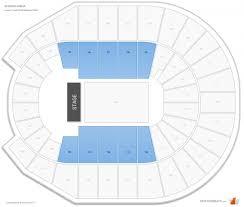 Incredible Verizon Arena Seating Chart Seating Chart