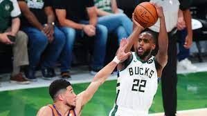 Bucks rally past Suns in Game 4 to even ...