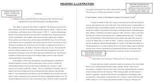 Running Head Thesis Apa Dissertation Headings 6th Edition Format