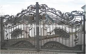 comely latest design wrought iron gate cosy sohbeth com