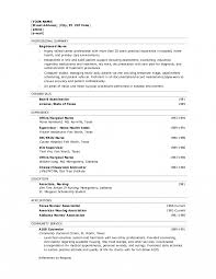 Nurse Resume Objective Statement Nursing Resume Objective Statement Leadership Student Graduate 1