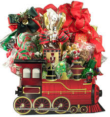 the holiday express christmas train about gift baskets for christmas plan