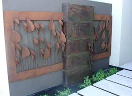 outdoor wall art outdoor wall art decor outdoor wall decorations