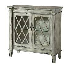 elegant accent cabinet with glass doors at cabinets regarding house decorations decor 7 door