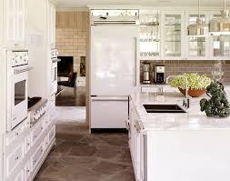 all white fridge
