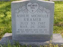 Ashlie Michelle Kramer (1987-2010) - Find A Grave Memorial