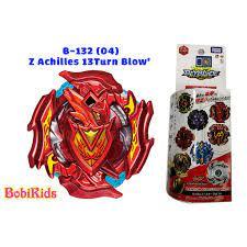 Con quay Z Achilles 13Turn Blow' B-132-04 Beyblade Burst (B132 Vol. 14)  TAKARA TOMY (Hàng có sẵn tại kho HCM)