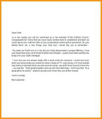 Download Free Best S Of Catholic Confirmation Letter To Candidate