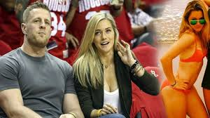 The deal is the second biggest for a defensive player in league history, behind only ndamukong suh. Jj Watt Girlfriend Kealia Ohai Beautiful Moments 2018 Jj Watt Girlfriend Jj Watt Sports Gallery