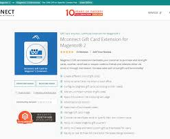 magento 2 gift card extension by mconnect