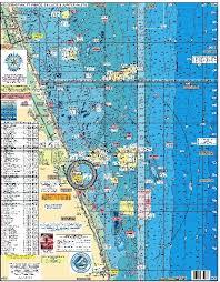 Home Port Chart 36 Jupiter To Sebastian