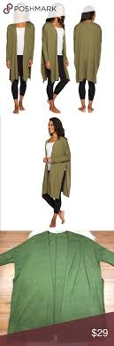 Pure Light Slim Before And After Lucy Activewear Pure Light Wrap Cardigan Olive M65 Excellent