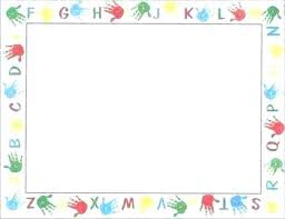 Rainbow Page Border Colorful Page Borders Photo Borders Free Download Rainbow Page