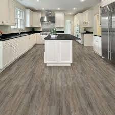 trafficmaster allure 6 in x 36 in brushed oak taupe luxury vinyl plank flooring 24 sq ft case
