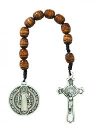 12 pack st benedict pocket rosary