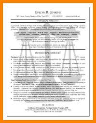Paralegal Resume Simple 48 Litigation Paralegal Resumes Way Cross Camp