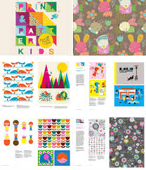 Print And Pattern Gorgeous Print Pattern Kids New Book WGSN Insider