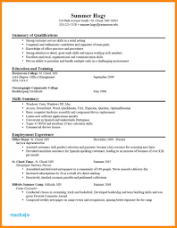 Objective Sample For Resumes Child Care Sample Resume Best Riez Resumes Objective