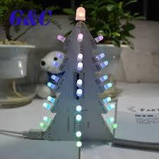 <b>Light</b> Control Full <b>Color</b> LED Big Size <b>Christmas Tree</b> Tower <b>DIY</b> ...