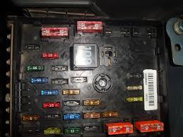 2006 Vw Passat Fuse Box Diagram Image Details