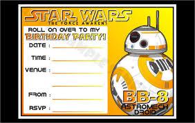 star wars birthday invite template 21 star wars birthday invitation template free sample example