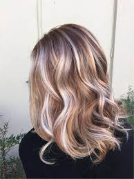 irish cream blonde highlights with brown hair shell blonde highlights on brown hair