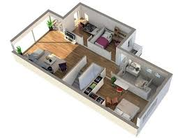 Contemporary - Room Planner - free 3D room planner
