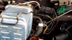 6 2l diesel rough idle part 5 clear fuel lines youtube  Chevy 6 5 Turbo Diesel Fuel Filter Housing Lines #20