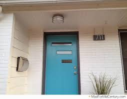 front porch lights pinterest. our mid-century modern porch light and door front lights pinterest