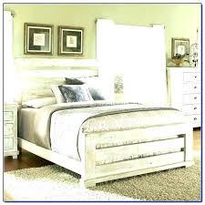 Rustic White Bedroom Furniture Distressed White Oak Bedroom ...