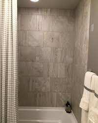 bathtub walls bathroom shower tile