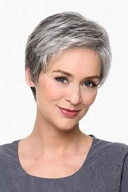 Salt And Pepper Hair Styles For Woman Newhairstylesformen2014com