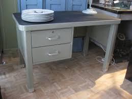 vintage steel furniture. Delighful Steel Vintage Steel Desk Intended Steel Furniture