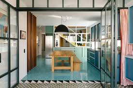 Beautifully Played In Bold And Bright Colors In Interior Design Extraordinary Interior Design Color Painting