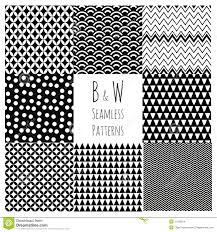black and white background images hipster. Beautiful White Seamless Black And White Geometric Background Set For And Background Images Hipster T