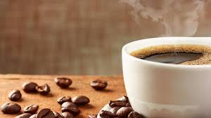coffee beans cup. Wonderful Beans Coffee Cup And Coffee Beans On Table And Beans Cup E
