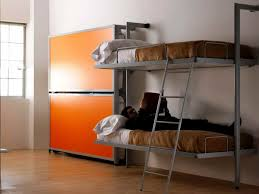 Wall Mounted Bunk Beds Two Design Ideas
