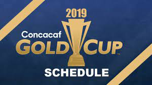 Concacaf Gold Cup Schedule 2019 ...