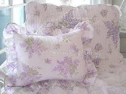 lavender shabby chic bedding luxury full queen shabby lavender cottage lilacs aqua blue chic