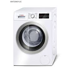bosch compact washer. Perfect Bosch Bosch 500 Series 24 In 22 Cu Ft White With Silver Accents High Inside Compact Washer C