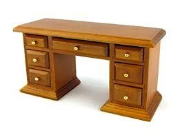 walnut office furniture. Dollhouse Miniature Study Office Furniture Walnut Wooden Kneehole Library  Desk Walnut Office Furniture