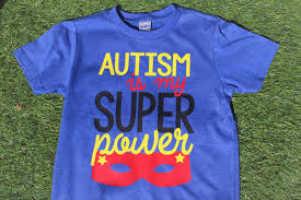 Autism Shirt Designs Autism Is My Super Power T Shirt Design For Kids Autism Awareness Autism Shirt Autism Gift Ages 12 Months Up To Youth Support Autism