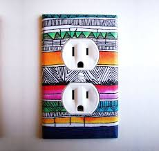 Southwestern Outlet Plate