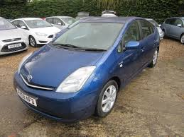 TOYOTA PRIUS T3 VVT-I AUTO HYBRID for sale from Church Road Garage ...