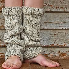 Leg Warmer Knitting Pattern Cool STRENGTH Women's Leg Warmer Knitting Pattern Brome Fields