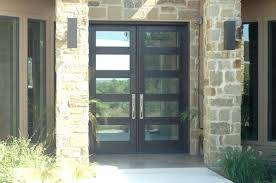 From Urban Frontu0027s C Range We Need As Much Glass As Possible To Solid Wood Contemporary Front Doors Uk