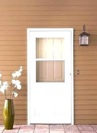 storm door screen